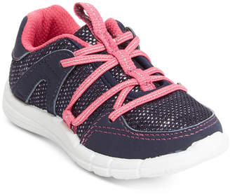 Osh Kosh Toddler & Little Girls Deniz-G Bungee Sneakers