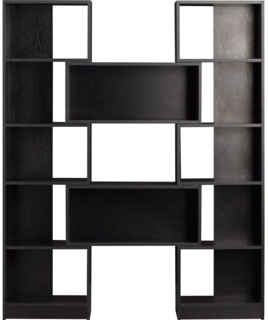Crate & Barrel Puzzle Bookcase Set