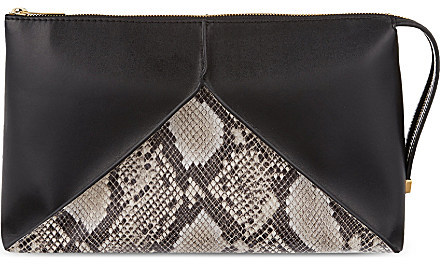 Stella McCartney Beckett four-panel Clutch Bag