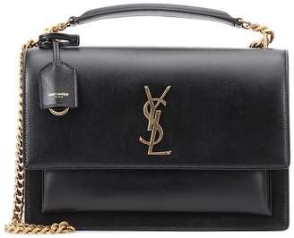 Saint Laurent Large Sunset Monogram shoulder bag