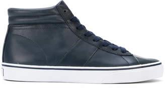 Polo Ralph Lauren high-top sneakers