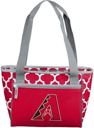 Logo Brand Arizona Diamondbacks 16-Can Cooler Tote