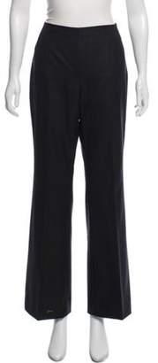 Akris High- Rise Wide- Leg Pants grey High- Rise Wide- Leg Pants