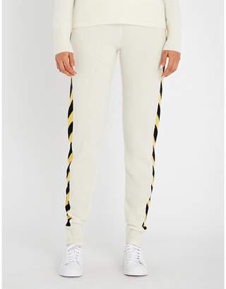 Madeleine Thompson Nix slim-fit cashmere jogging bottoms