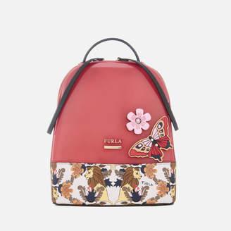Furla Women's Candy Fantasy Small Backpack - Fuschia