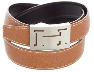 Hermes Reversible Lucky 32mm Belt Kit