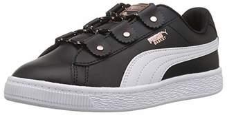 Puma Unisex Basket Loops Sneaker
