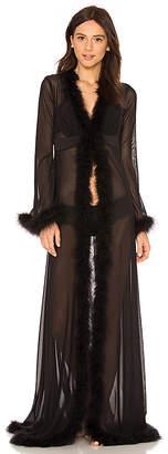 KISSKILL Glam Feather Robe