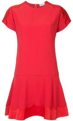 RED Valentino drop-hem dress