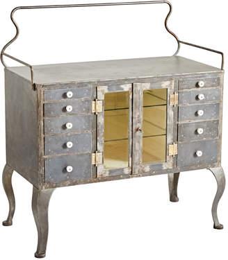Rejuvenation Lowboy Metal Medical Cabinet