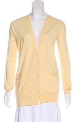 Stella McCartney Virgin Wool Knit Cardigan