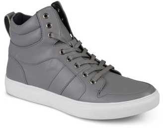 Daxx Men's Fashion High Top Lace-up Sneakers
