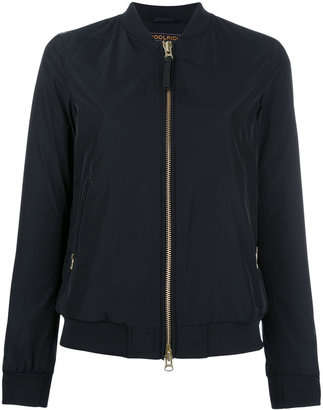 Woolrich classic bomber jacket $347.33 thestylecure.com