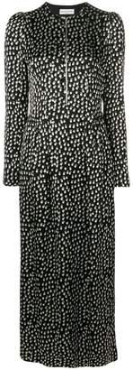 Sonia Rykiel long printed dress