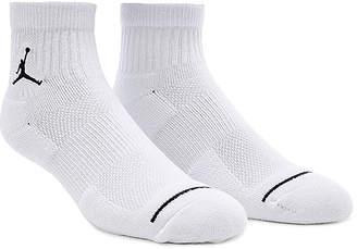 Nike Jordan Unisex High Intensity 3 Pack Quarter Socks