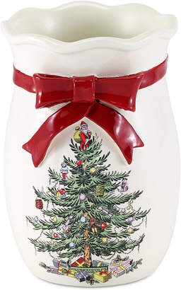 Avanti CLOSEOUT! Spode Christmas Tree Tumbler
