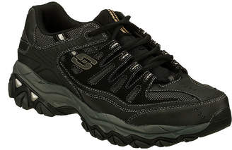 Skechers Afterburn Memory Fit Mens Athletic Shoes