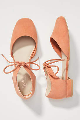 Seychelles Ankle Tie Flats