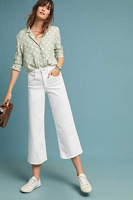 McGuire Bessette High-Rise Culotte Jeans