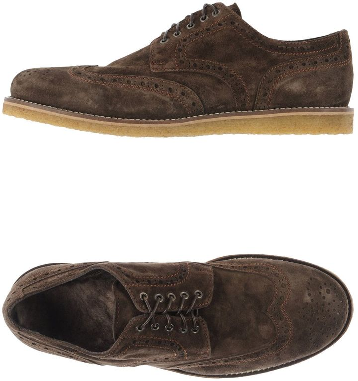 Alexander Hotto ALEXANDER HOTTO Lace-up shoes