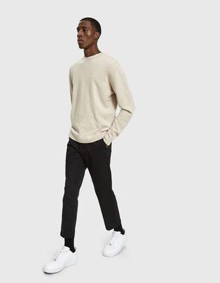 John Elliott Cashmere Crewneck Sweater in Dune
