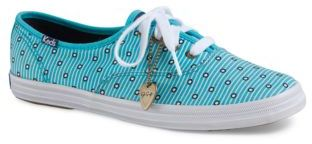 Keds Printed Canvas Sneakers