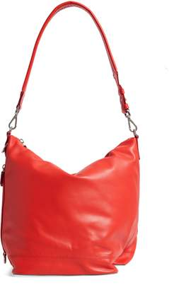 Paco Rabanne Faux Leather Convertible Hobo