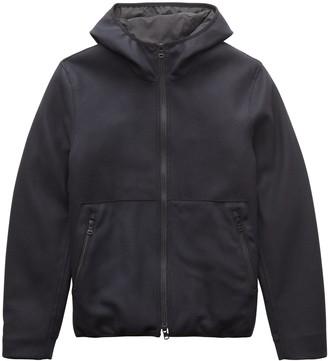 Banana Republic Italian Knit Hooded Jacket