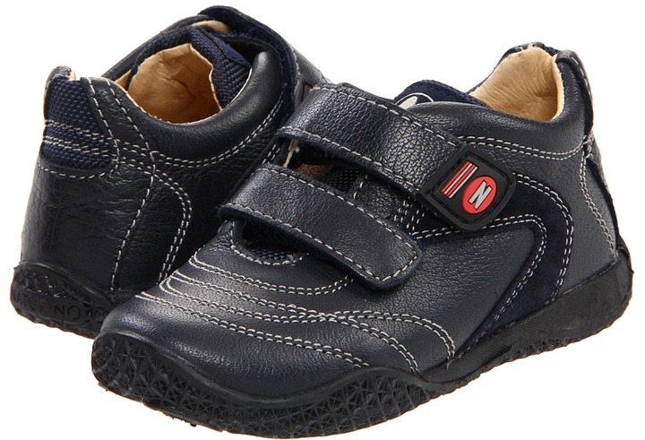 Naturino 3163 FA12 (Toddler/Youth) (Blue) - Footwear