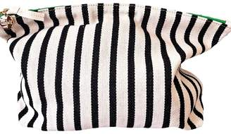 Clare Vivier Rayas Stripe Clutch