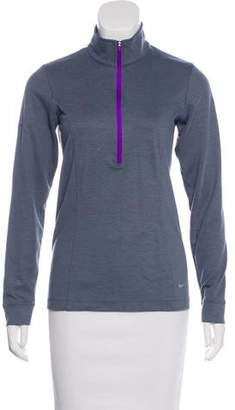 Nike Zip-Up Athletic Jacket
