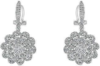 Sabrina Designs 14K 1.61 Ct. Tw. Diamond Earrings