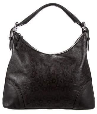 Gucci Leather Creole Hobo