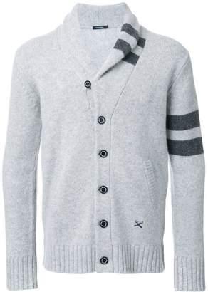 GUILD PRIME shawl lapel cardigan