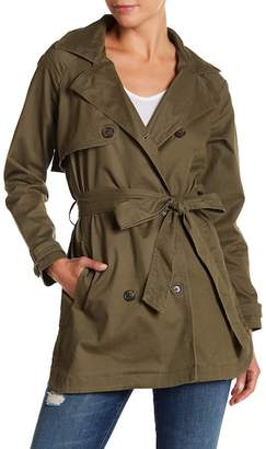 Lucky Brand Trench Coat