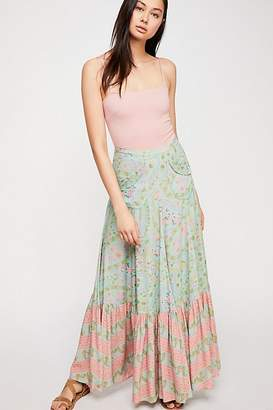 Spell And The Gypsy Collective City Lights Maxi Skirt