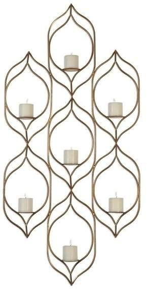 Rovena 7-Candle Wall Sconce