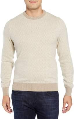Luciano Barbera Crewneck Cashmere Sweater