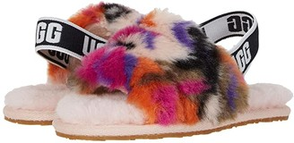 UGG Fluff Yeah Slide (Toddler/Little Kid)