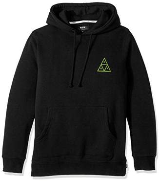 HUF Men's Triple Triangle Pullover Hood