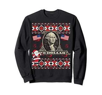 One Dollar States Christmas Sweater Men Women Kids