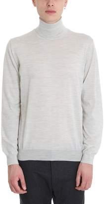 Lanvin Beige Wool Classic Turtle Neck Sweater