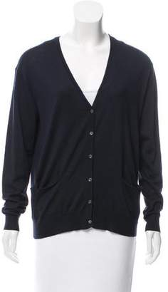 Celine Wool & Silk Cardigan