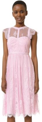 Parker Parker Black Tesoro Dress $308 thestylecure.com