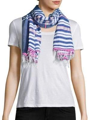 Lemlem Mini Striped Scarf