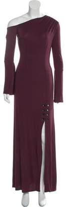 Yigal Azrouel One Shoulder Evening Dress