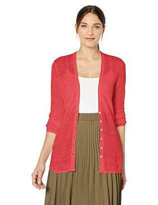 Nic+Zoe Women's New Back of The Chair Cardy