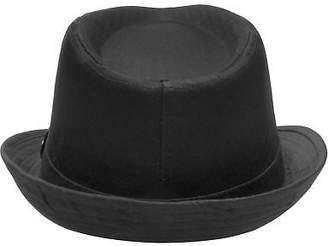 Firetrap Mens Trilby Hat Cotton