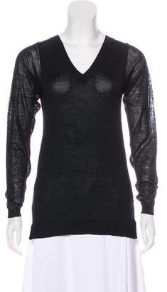 Just Cavalli High-Low Knit Sweater