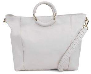 Kooba Nevis Smooth Grain Leather Tote